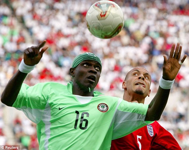 Former Super Eagles player, Efe Sodje and his brothers charged with fraud in the UK