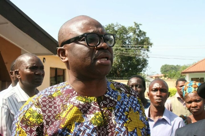 Fayose Blasts FG And Miyetti Allah Over Threat On Ekiti People