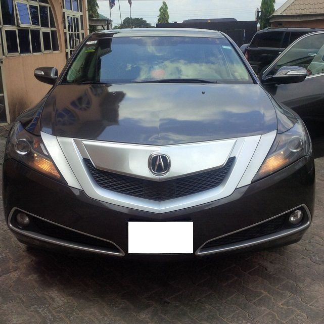 Acura Zdx For Sale: A Super Duper Clean Registered 2011 Acura Zdx N6.4m