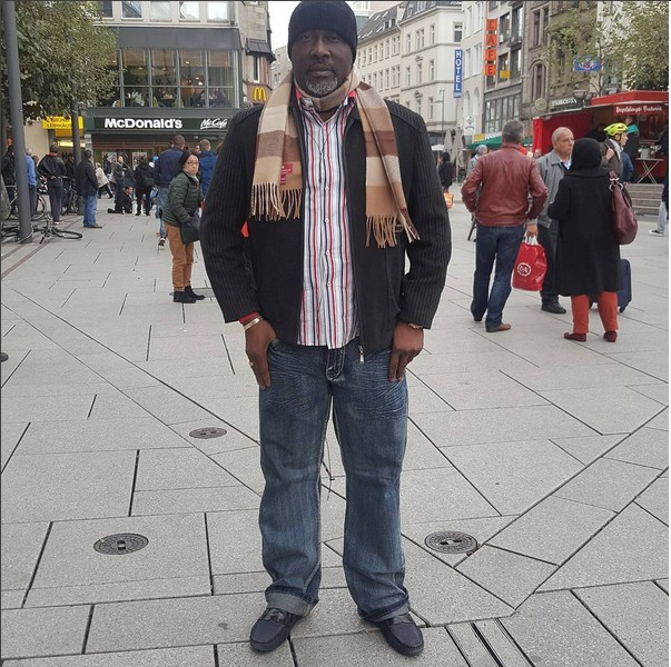 Dino Melaye Shares New Photos After He Was Blasted For His Outfit In Switzerland
