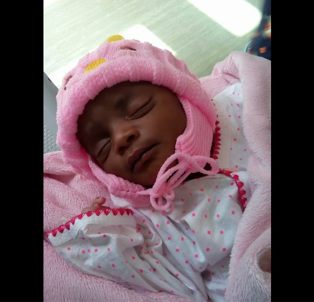 Governor Tambuwal's Aide, Adopts New Born Baby Dumped By Roadside In Sokoto (Photos)