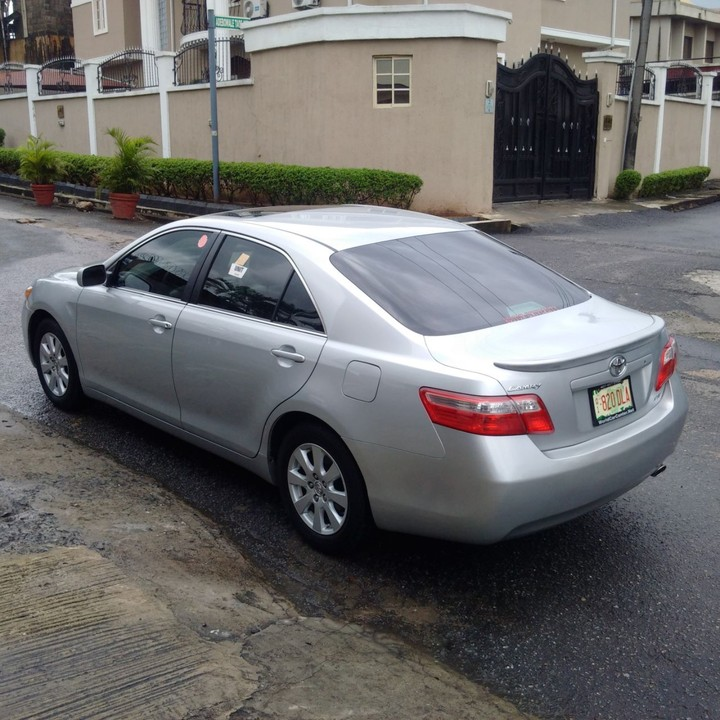 07 2008 mint clean toyota camry xle with v4 engine price. Black Bedroom Furniture Sets. Home Design Ideas