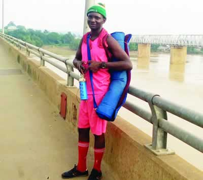 Love: Jimi Agbaje's Cousin Treks From Lagos To Zaria For Ex Governor's Daughter (Photo)
