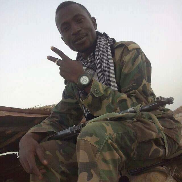 Soldier Killed By Boko Haram In Borno (Photo )