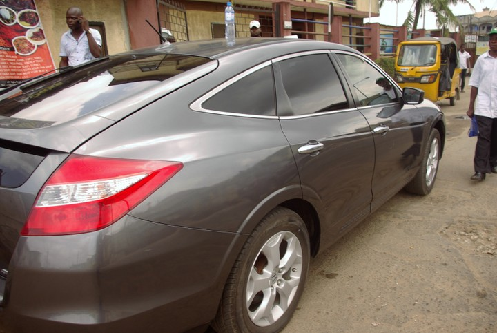 2012 honda crosstour tokunbo for sale price reduced autos nigeria. Black Bedroom Furniture Sets. Home Design Ideas