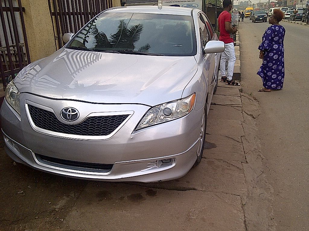 toks toyota camry 2008 se sport autos nigeria. Black Bedroom Furniture Sets. Home Design Ideas