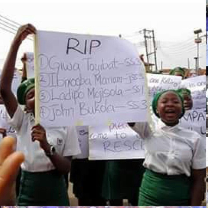 HEARTBREAKING DETAILS OF HOW 4 FGGC STUDENTS WERE CRUSHED BY A TRUCK – (PHOTOS)