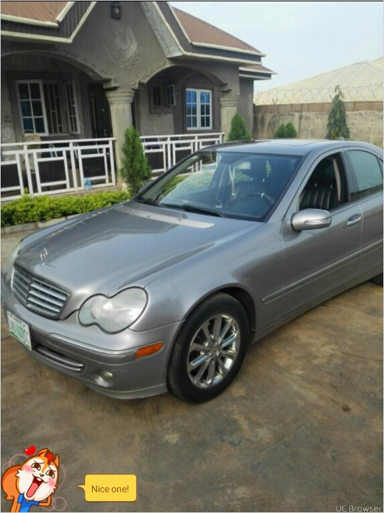 register mercedes benz c240 2006 model n2m call