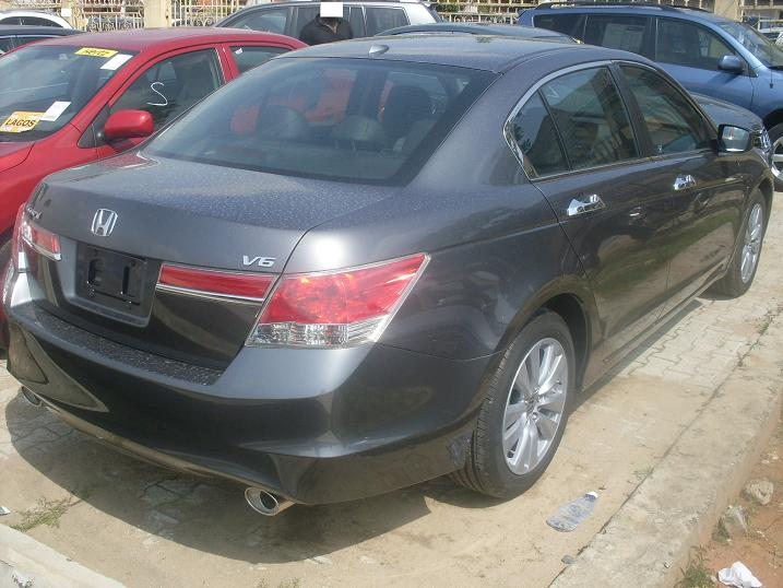 2011 Model Honda Accord Ex V6 Autos Nigeria