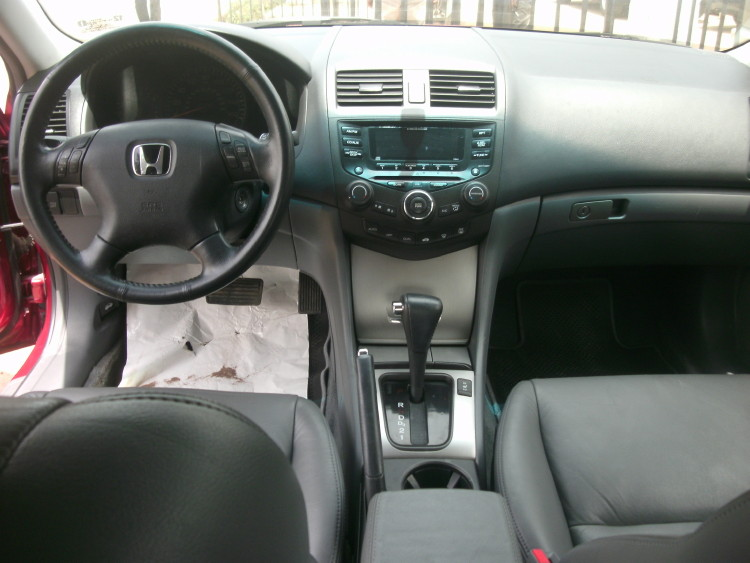 Re: Just Arrived 3 Units 2003 Honda Accord EX V6, Leather Interior, Full  Options By Olanshi(m): 9:07pm On May 20, 2011 .