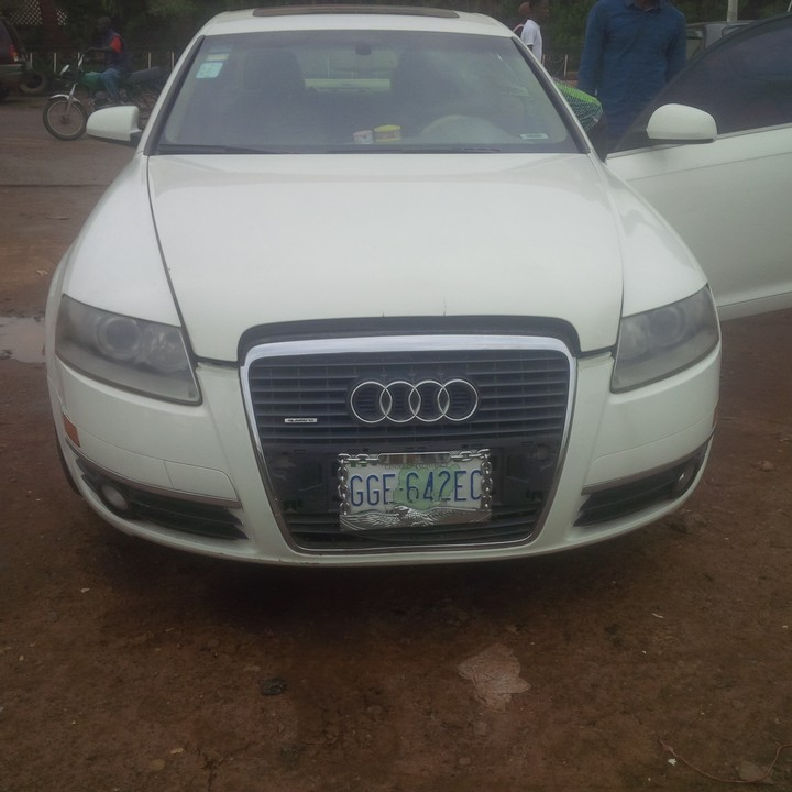 Neatly Used Audi A6 For Sale 2008 Model For 2.8m