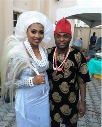 Actress Lilian Esoro Reveals Secret Behind Her Failed Marriage With Ubi Franklin