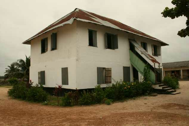 Image result for First Storey Building in Nigeria, Badagry