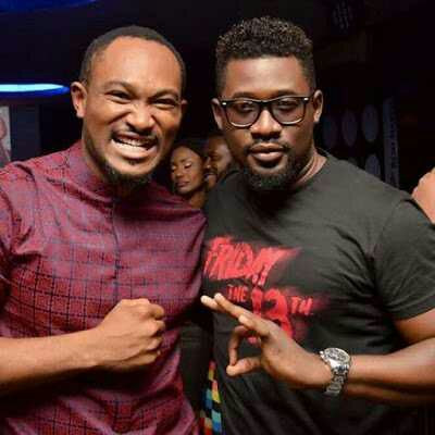 Photos From Actor Blossom Chukwujekwu's Surprise Birthday Party By Wife