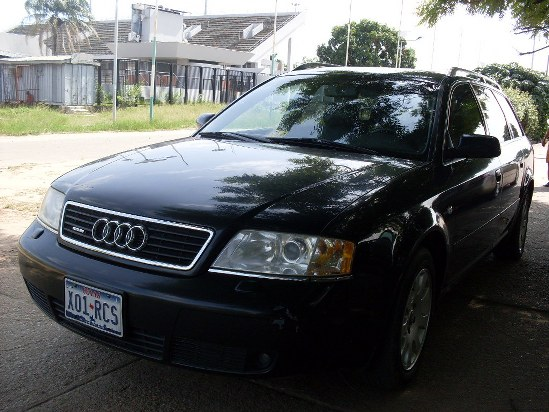 2001 audi a6 quattro 2 8 wagon fully loaded 1. Black Bedroom Furniture Sets. Home Design Ideas