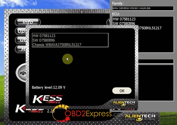 K Suite V2 28 Software Working Well With Kess V2 Clone