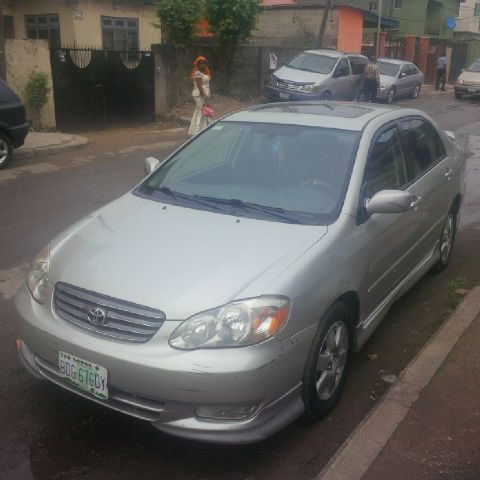 Fairly Used Nissan Cars For Sale In Nigeria