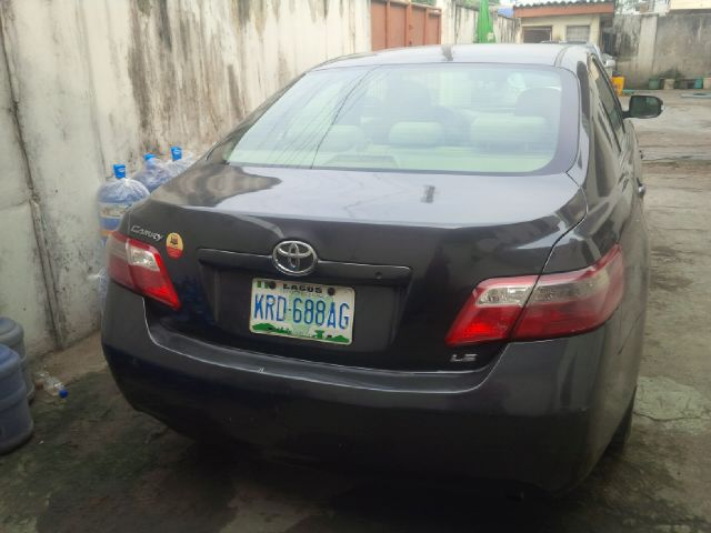 registered 2008 toyota camry autos nigeria. Black Bedroom Furniture Sets. Home Design Ideas