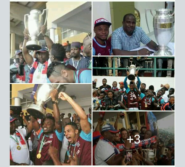 Federation Cup Win: Billionaire Ifeanyi Ubah Splashes N15m On Players & Coach