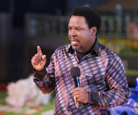 Video Of TB Joshua Prophesying Hillary Clinton's 'Victory' Which Failed