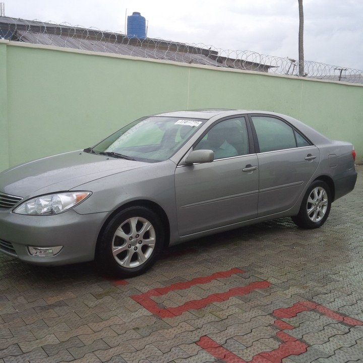 sold tin can cleared 2006 toyota camry xle autos 1 nigeria. Black Bedroom Furniture Sets. Home Design Ideas