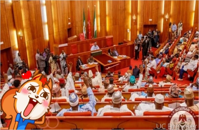 Senate Returns 2016-2018 MTEF And$29.9bn Loan Request To Buhari