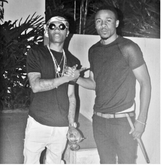 Alikiba Blasts His Fans For Attacking Wizkid (Photo)