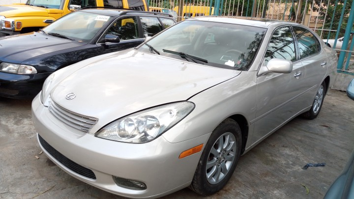 2003 lexus es 300 for sale sold autos nigeria. Black Bedroom Furniture Sets. Home Design Ideas