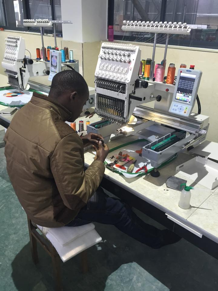 computer embroidery machine for sale