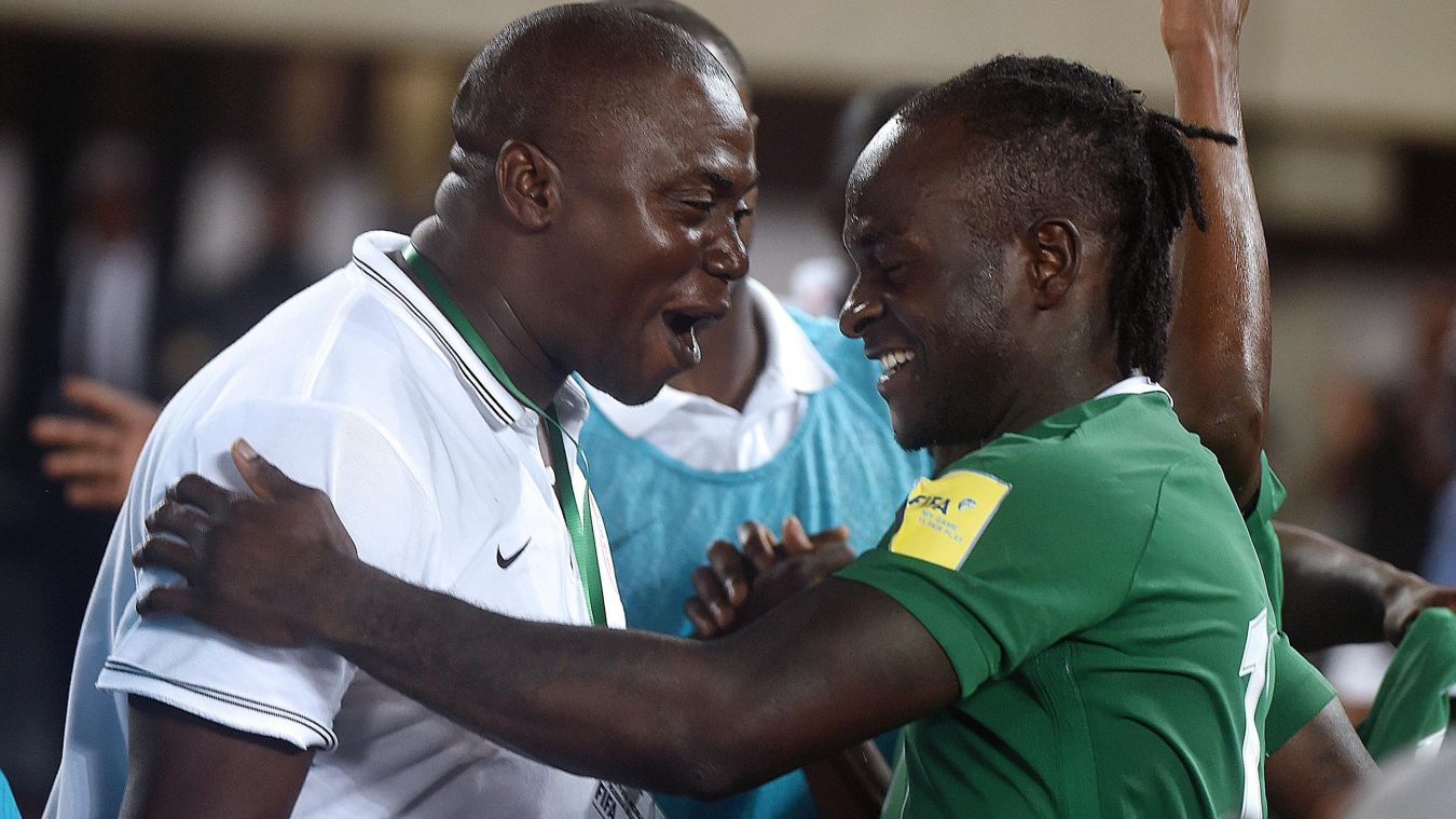 Checkout Victor Moses' Tweet After Eagles Win Over Algeria And Fans' Reactions