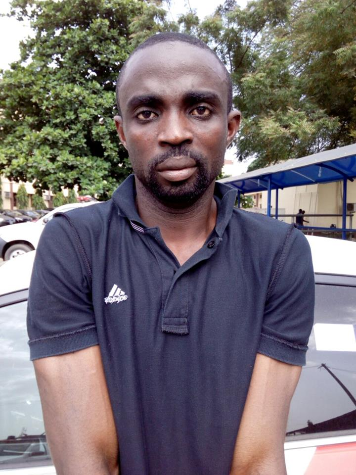 See Face Of Man Who Uses Nude Pictures Of Female Victims To Blackmail Them