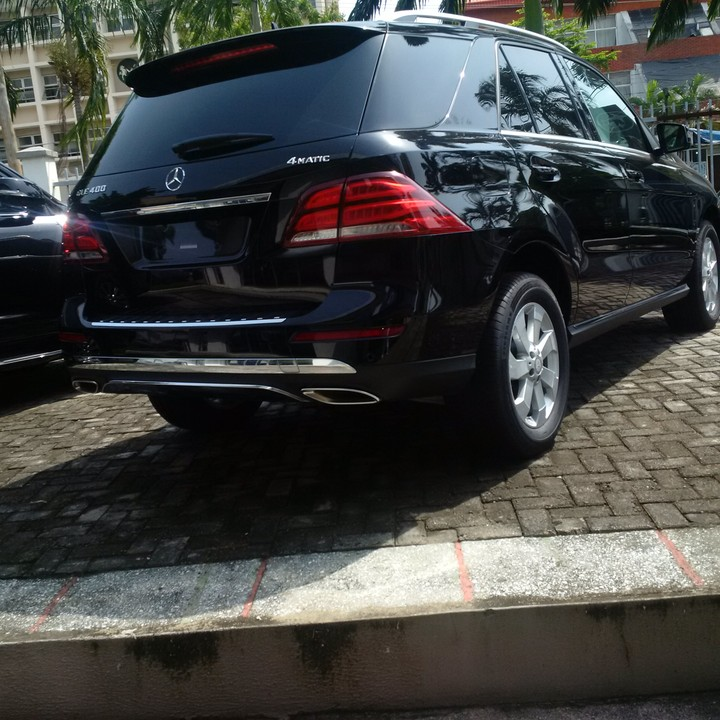 Sold sold brand new 2016 mercedes benz gle400 4matic for 2016 mercedes benz gle400 4matic