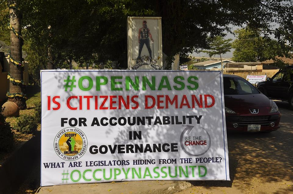 Image result for CharlyBoy's occupy NASS protest