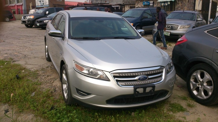 2012 ford taurus limited edition 3 5l fwd for sale asking n7 2m