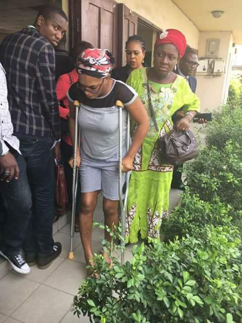 Zenith Bank Sacks Staff Who Brutalised His Wife & Fractured Her Bones (Photos)