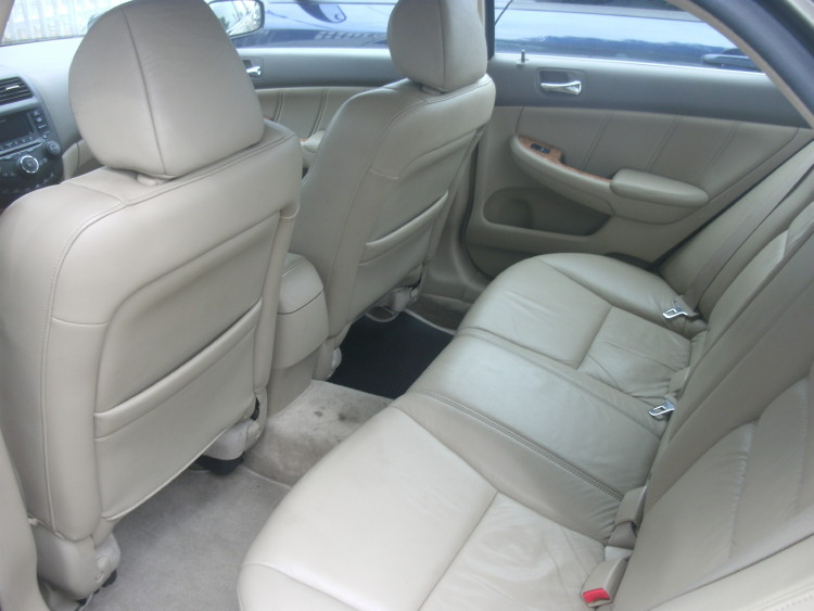 2004 Honda Accord Ex Leather Interior Keyless Entry 3
