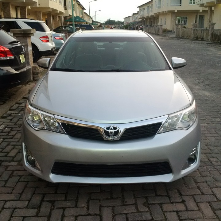 price reduced 2012 2013 toyota camry xle for sale 5 3m autos nigeria. Black Bedroom Furniture Sets. Home Design Ideas