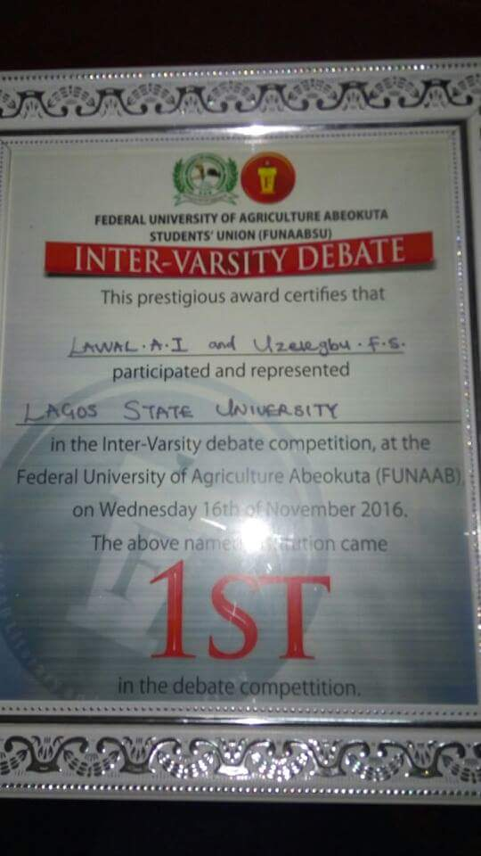 Image result for lasu defeats UI