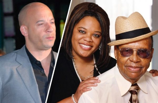 Celebrities You Won't Recognize As Black - Celebrities ...Vin Diesel Mother