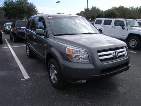 2007 honda pilot lather seat suv buy me 2 5 million autos nigeria. Black Bedroom Furniture Sets. Home Design Ideas