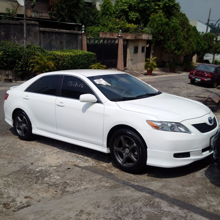 toyota camry 2008 nigeria price archive 2008 nigeria use toyota camry surulere archive 2008. Black Bedroom Furniture Sets. Home Design Ideas
