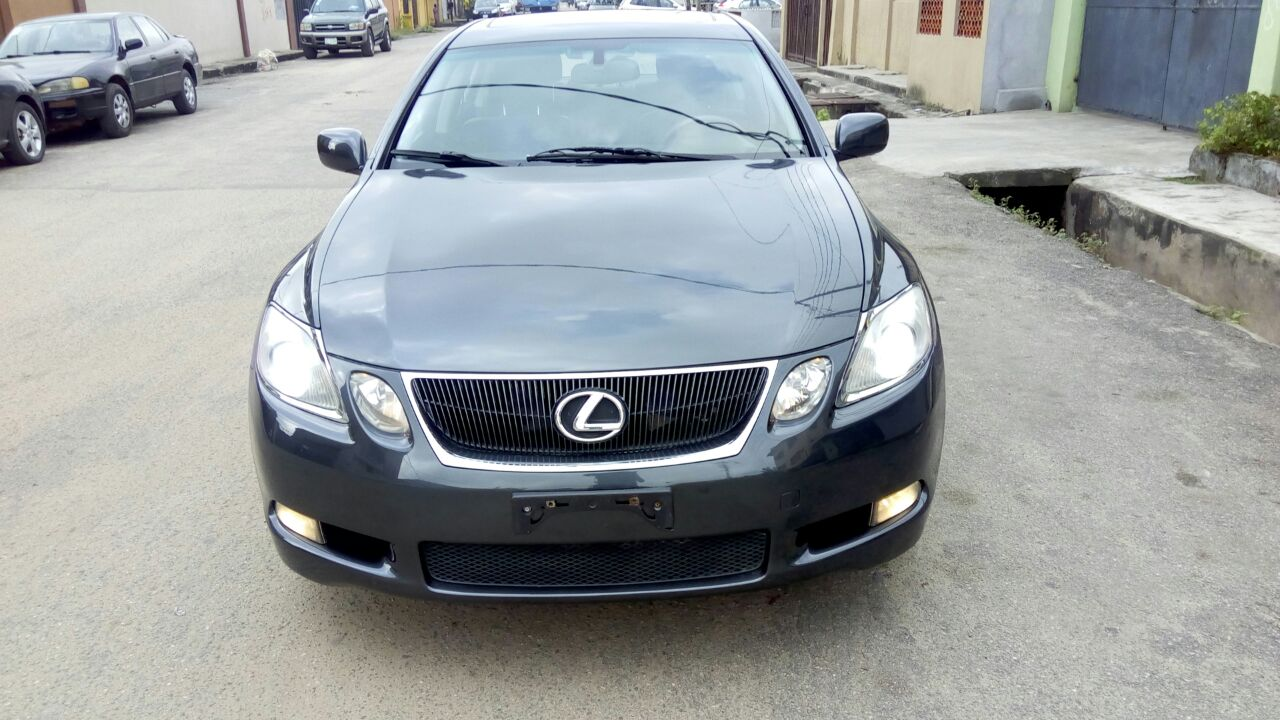 SOLD>>>Extremely Clean 2006 Lexus GS 300 (fully Loaded):Call