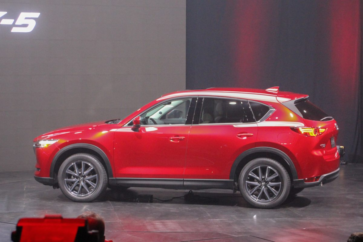 2018 mazda cx 5 finally coming with a diesel autos nigeria. Black Bedroom Furniture Sets. Home Design Ideas