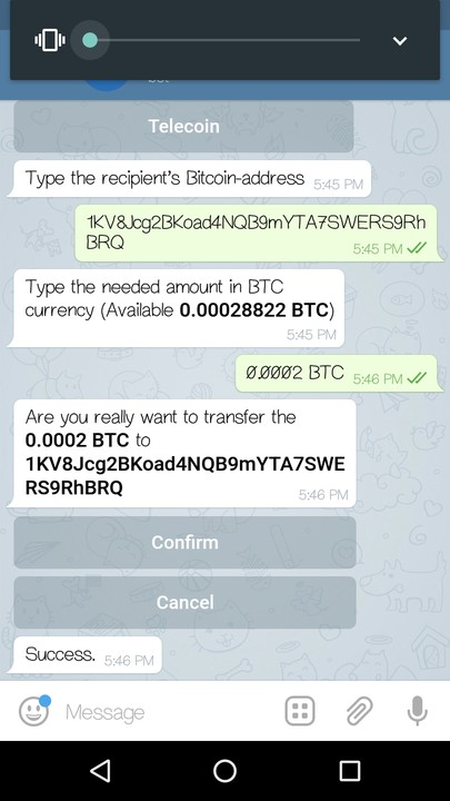 Free Bitcoin Generator For Telegram User - Investment - Nigeria