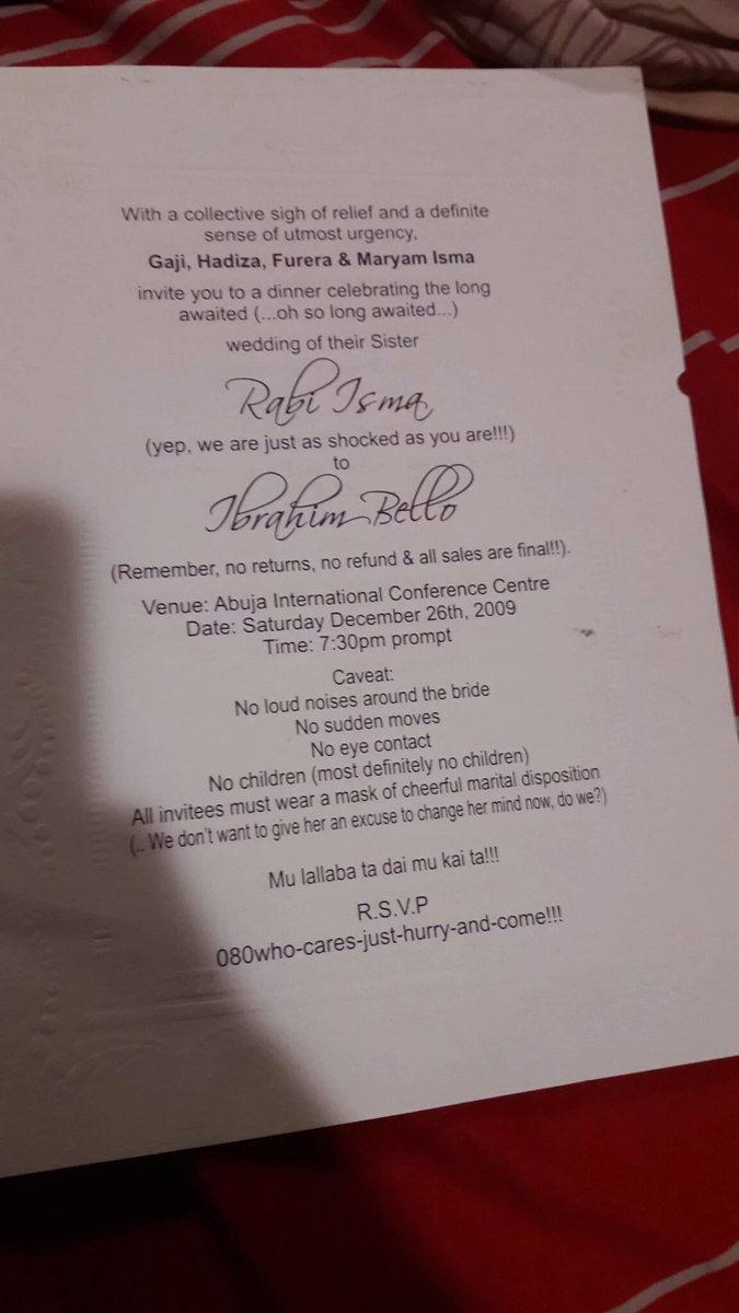 funny nigerian wedding card invitations - events