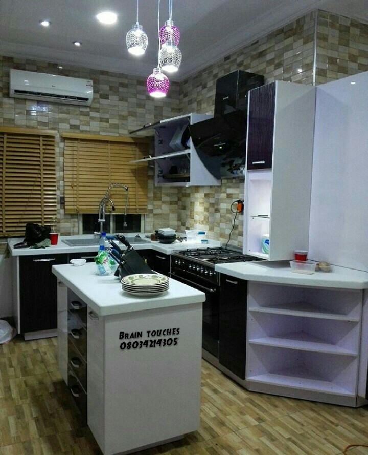 KITCHEN CABINETS (with pictures) - Properties - Nigeria