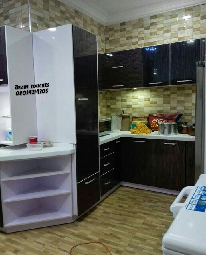 Kitchen Cabinets With Pictures Properties Nigeria