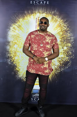 Photos & Video From Don Jazzy's 34th Birthday Party Last Night