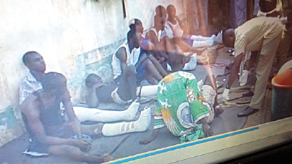 Ilorin Prison Riot: Six Condemned Prisoners Die Fighting For Meat