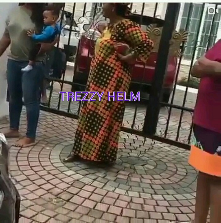 SEE WHAT LINDA IKEJI'S MOTHER DID AFTER SHE RECEIVES NEW CAR FROM HER DAUGHTER (WATCH)